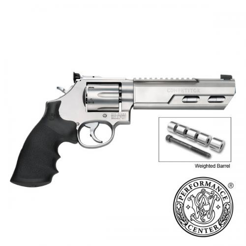 Smith and Wesson Model 686 Comp Weighted Barrel