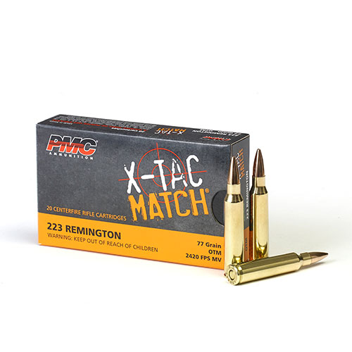 PMC  223XM Ammunition