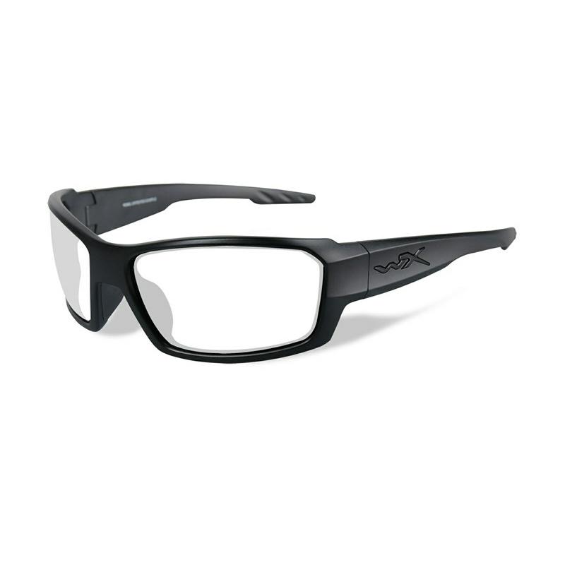 Wiley X Rebel Matte Black Frame Glasses