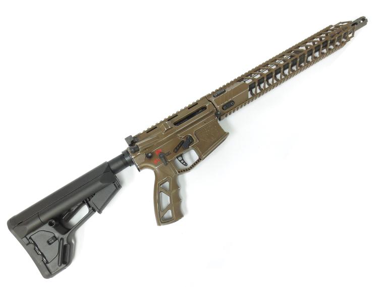 Jesse James Firearms Nomad Ar-15 Sandman Jjfu