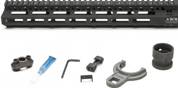 BCM BCMGUNFIGHTER MCMR Aluminum Rail