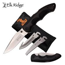 Elk Ridge ER-942BK Manual Folding Knife