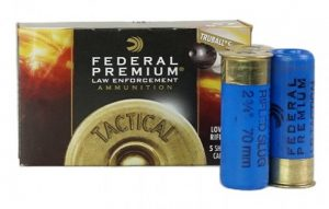 FEDERAL, 12GA, SLUG, LEB127LRS