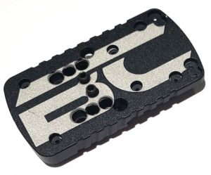 BOSS COMPONENTS MOUNT FOR OPTIC FOR CZ SHADOW DOVETAIL